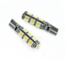 Car LED Bulb T10 W5W 13 SMD 5050 CAN BUS