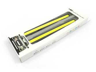 Matrix DRL COB Daytime Running Lights 2x 4W 14Cm