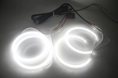 Angel-Eyes SMD LED Kit for BMW E46 compact