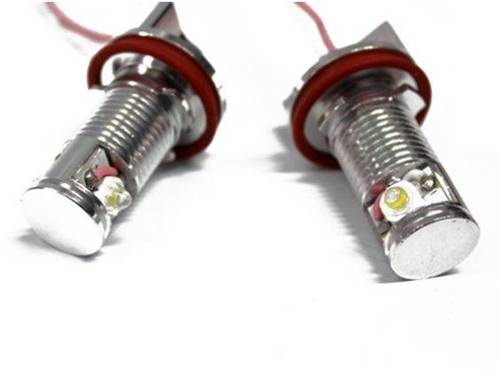 BMW LED MARKERS H8 2x 6W E92 E93 X5 X6 E60 E63 E82 E70 E71 E53 after 2008