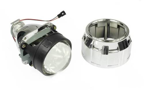 "Bixenon Lens with Adapters and Shrouds ""Cayenne"" Set"