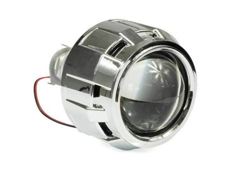 "Bixenon Lens with Adapters and Shrouds ""Gatling Gun"" Set"