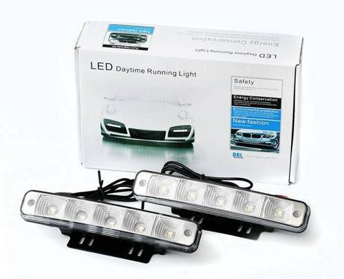 DRL 03 / Automatic Daytime Running Lights / SMD 5050