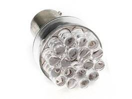 Auto LED-Birne BA15S 24 FLUX