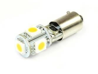 Auto LED-Birne BA9S 5 SMD 5050 CAN BUS