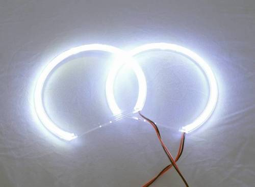 Angel-Eyes LED COB Halo Ringes Kit