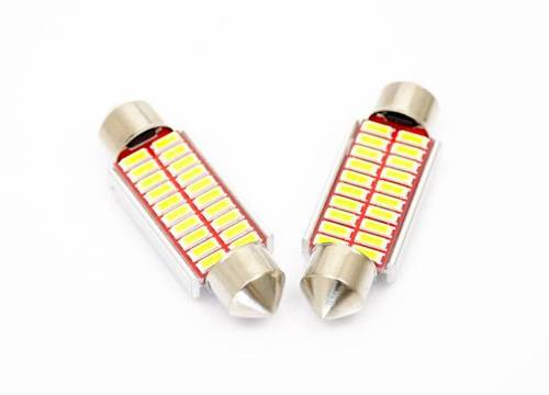 Auto LED-Birne C5W 18 SMD 3014 CAN BUS
