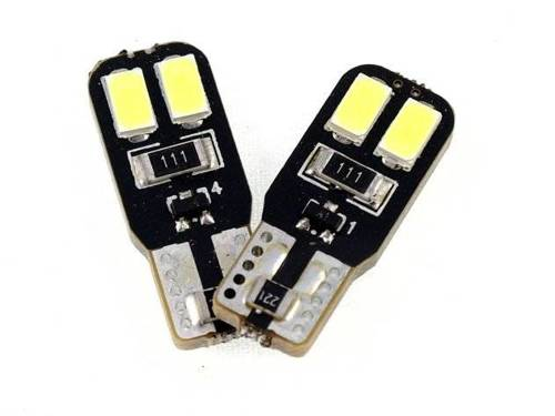 Auto LED-Birne T10 W5W 4 SMD 5630 CAN BUS Side-LEDs