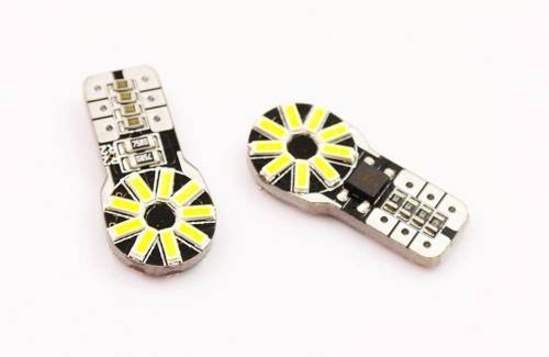 Auto LED-Birne W5W T10 18 SMD 4014 CAN BUS