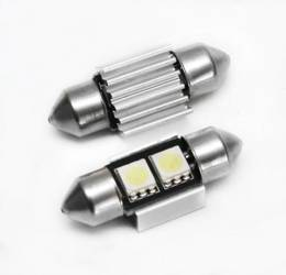 C5W 2 SMD 5050 CAN BUS