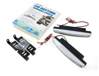 DRL 02A / Automatic Daytime Running Lights / SMD 3528
