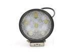 LED Working Lamp 6 X 3W round