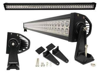 LED Working Lamp 80 X 3W rectangular 240W LB-240W-B