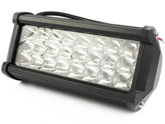 LED working lamp 24 X 3W rectangular LB-72W-3030