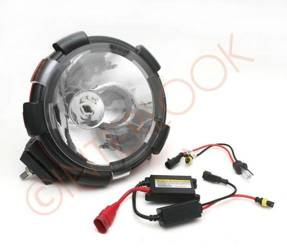 Working lamp Kit Xenon 9''