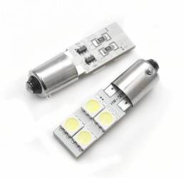 BA9S 4 SMD 5050 CAN BUS