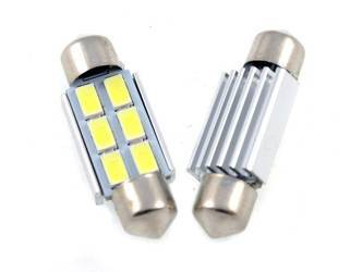 C5W 6 SMD 5630 CAN BUS