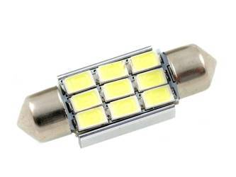 C5W 9 SMD 5630 CAN BUS