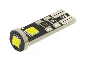 Car LED Bulb T10 W5W 3 SMD 5050 CAN BUS