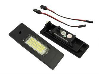 License plate LED bulb for BMW 1, 6 Series
