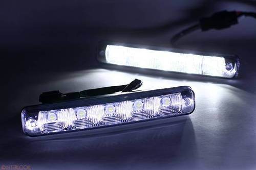 DRL 03 PREMIUM / Automatic Daytime Running Lights with HIGH POWER LED