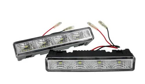 DRL 14 / Smallest Daytime Running Lights with HIGH POWER LED