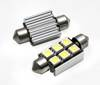 C5W 6 SMD 5050 CAN BUS
