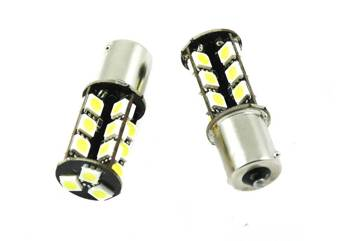 Auto LED-Birne BA15S 27 SMD 5050 CAN BUS
