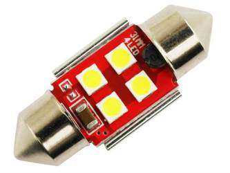 Auto LED-Birne C5W 12 SMD 4014 CAN BUS
