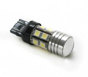Auto LED-Birne T20 5W CREE + 12 SMD 5050
