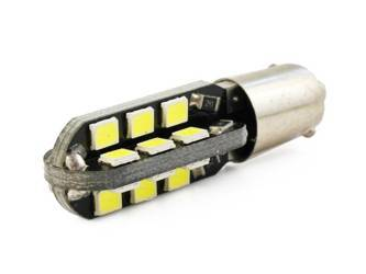 Auto LED-Birne BA9S 24 SMD 2835 CAN BUS 360 stopni