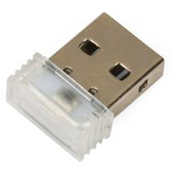 Lampka USB LED 1 SMD | NANO | do powerbanka, laptopa | USB Atmosphere Light 5V
