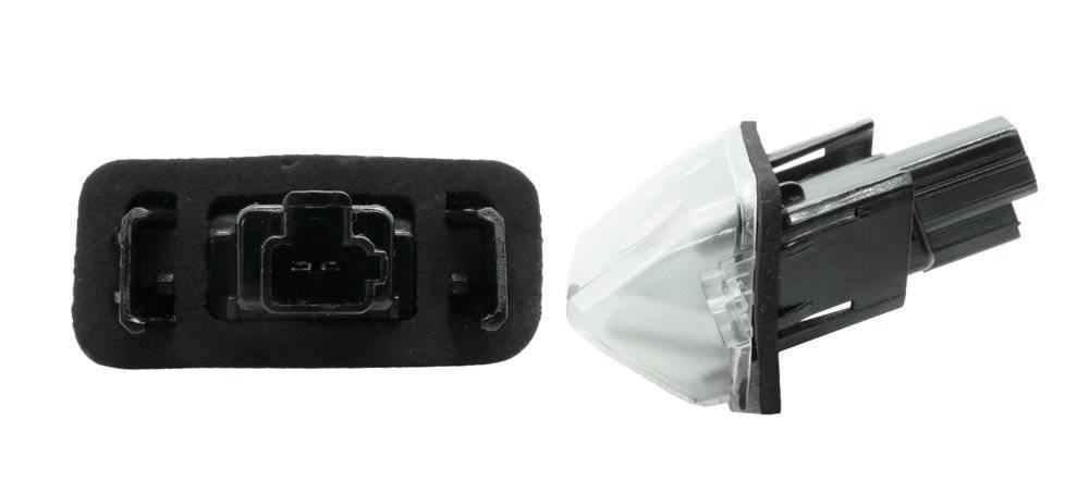 Pzd0070 Podświetlenie Tablicy Rejestracyjnej Led Toyota